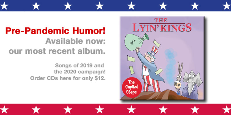 The Lyin' Kings - Pre-Pandamic Humor in a Box