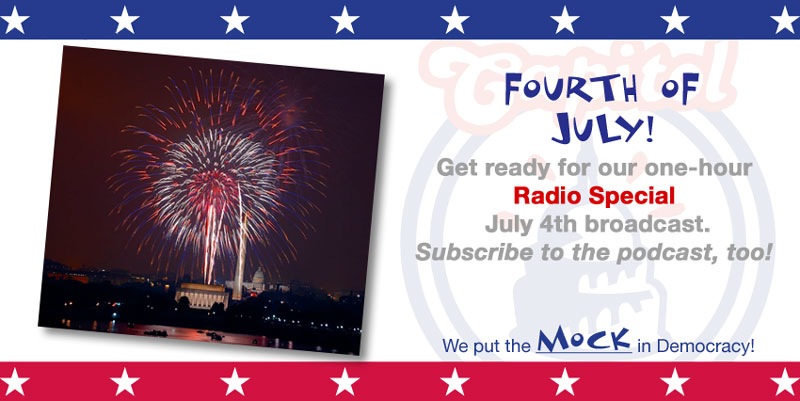 Tune in for our Fourth of July radio special on your local public radio station.