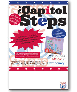 Capitol Steps Poster