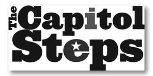 Capitol Steps Logo Type Graphics